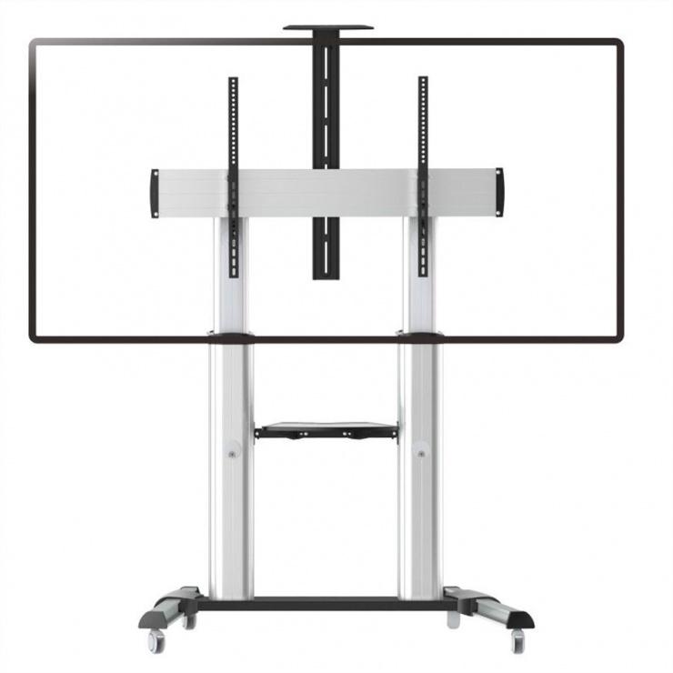 Roll stand LCD/TV pana la 100kg, Roline 17.03.1261