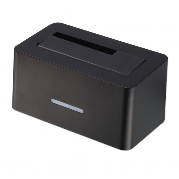 "Imagine  Docking station USB 2.0 & eSATA pentru HDD 2.5"" & 3.5"" SATA, Lindy L42789"