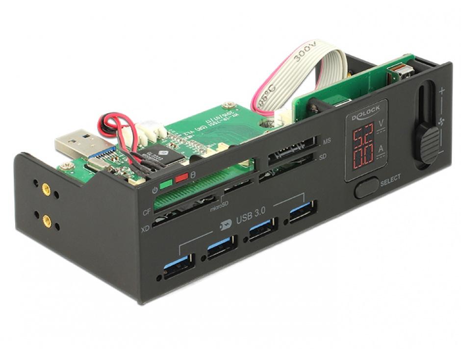Cititor de carduri USB 5.25