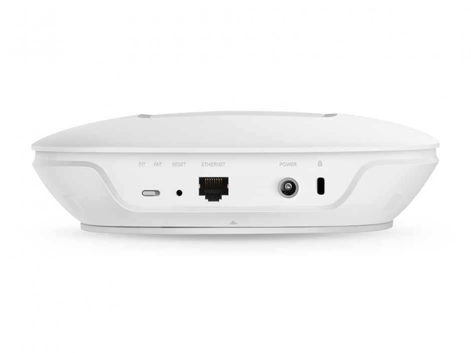Imagine Access Point Wireless Dual Band Gigabit montare tavan, TP-LINK AC1750