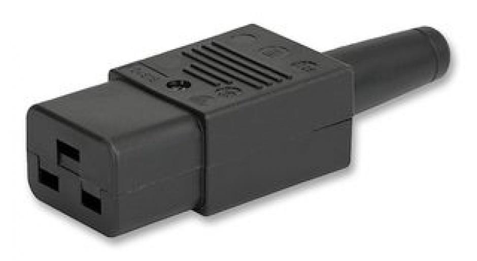 Conector de alimentare C19 IEC60320 230V mama
