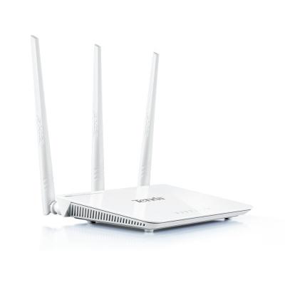 Router Wireless N 300Mbps 3 antene fixe 5dBi, TENDA F303