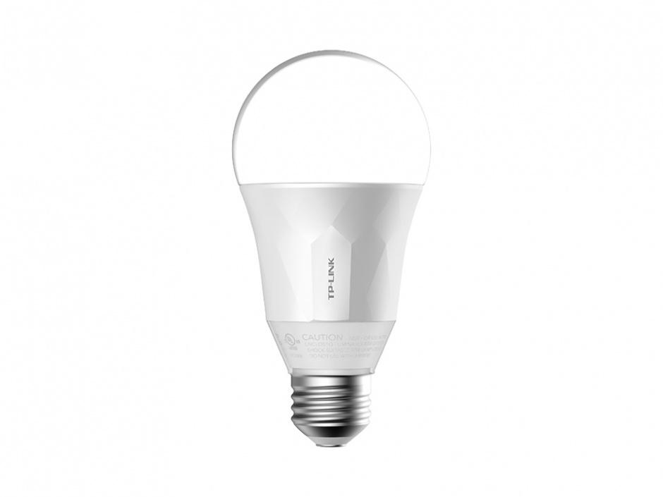 Bec LED Wi-Fi inteligent cu lumina reglabila, TP-LINK LB100