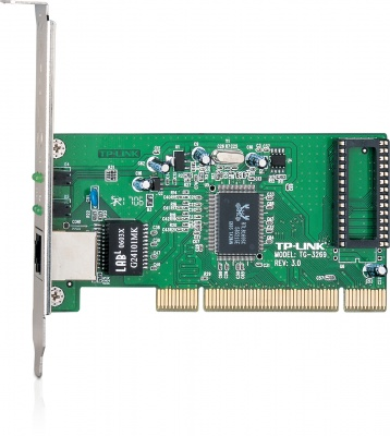Placa Retea PCI 10/100/1000 Mbps Gigabit, TG-3269
