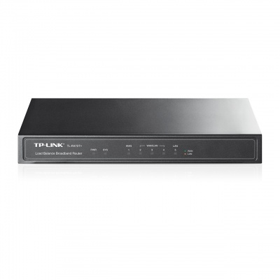 Router Broadband Load Balance, TP-LINK TL-R470T