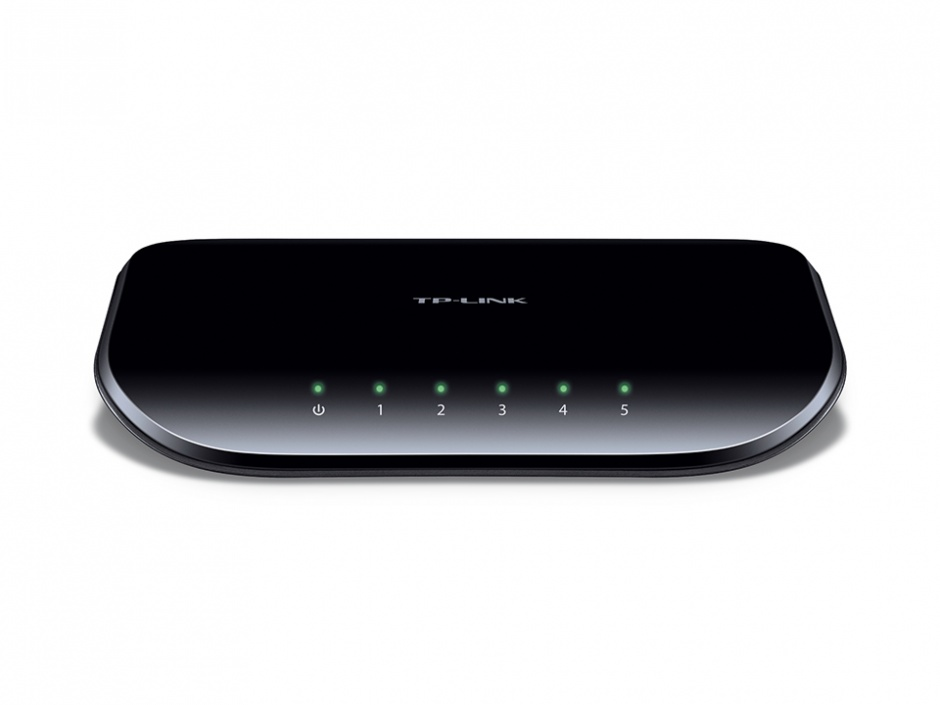 Imagine Switch 5 Porturi Gigabit, TP-LINK TL-SG1005D