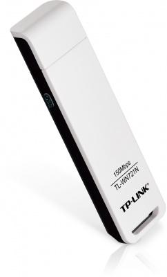 Adaptor USB Wireless N 150Mbps, TP-LINK TL-WN721N
