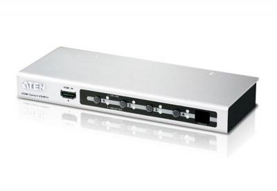 Switch HDMI 4 porturi cu telecomanda, ATEN VS481A