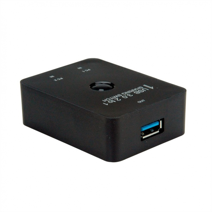Imagine Switch manual USB 3.0 cu 2 porturi, Value 14.99.2015-4