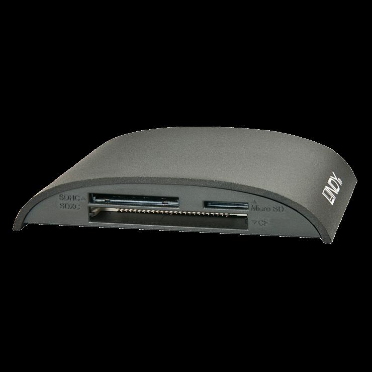 Cititor de carduri USB 3.1 la UHS-II, Lindy L43163