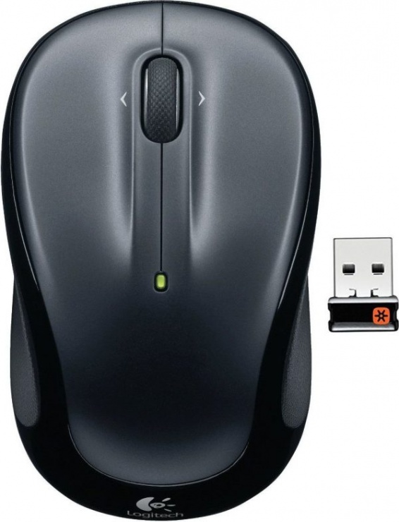Imagine Mouse wireless M325, Logitech