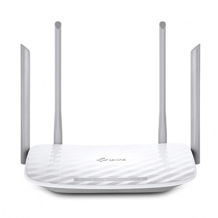 AC1200 Router Wireless Dual Band Gigabit v4.0, Archer C5