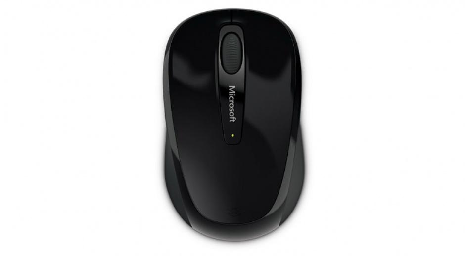 Mouse wireless Mobile 3500 Negru, Microsoft