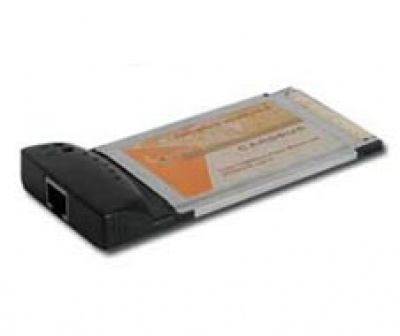 Imagine Placa de retea PCMCIA 10/100Mbps, Realtek 8139, UTP