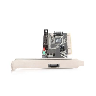 PCI la 3 x SATA + 1 x IDE intern, Gembird SATA-3