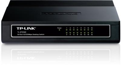 Switch 16 Porturi, TP-LINK TL-SF1016D