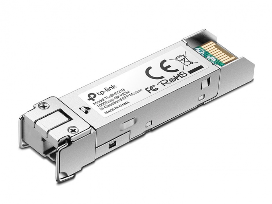 Imagine Modul SFP Bi-Directional TP-Link TL-SM321B