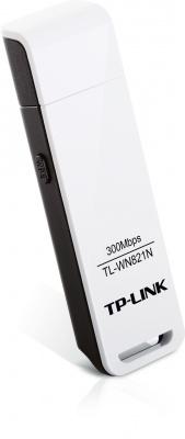 Placa Retea Wireless USB, TP-LINK TL-WN821N
