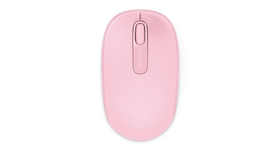 Mouse wireless Mobile 1850 Pink, Microsoft U7Z-00023