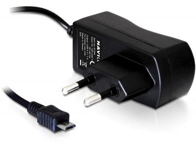 Alimentator priza la micro USB, Navilock 41344
