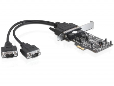 Imagine Placa PCI Express la 2 x Serial RS-422/485, Delock 89320