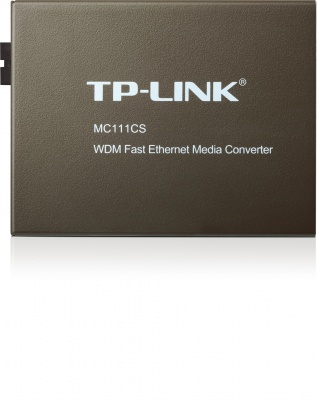 Imagine Media convertor RJ45 - SC single-mode, TP-Link MC111CS