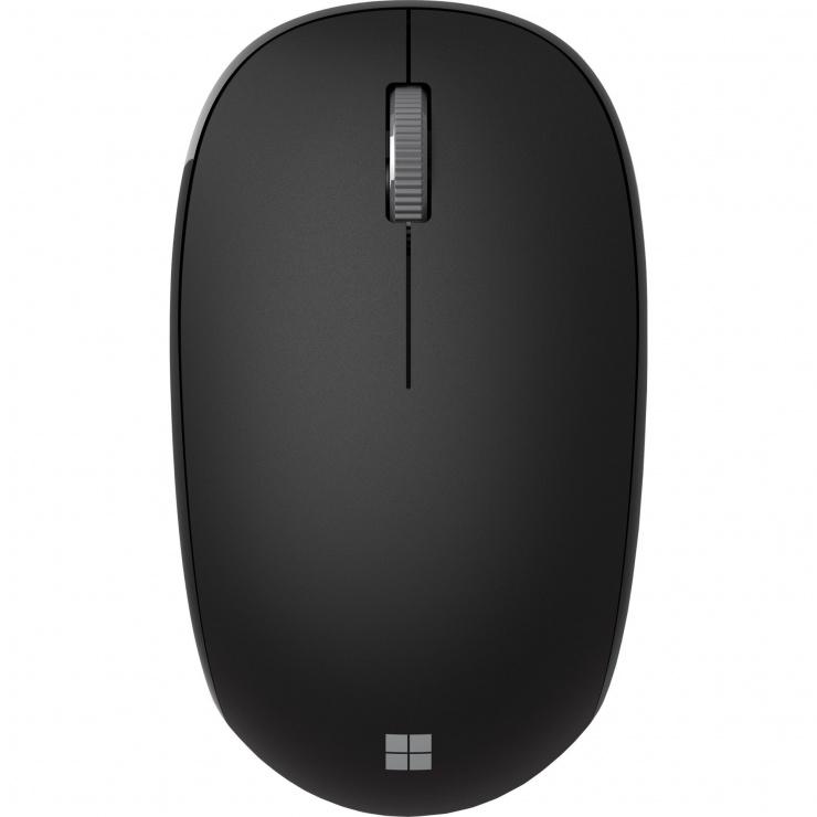 Mouse Bluetooth 5.0 LE Negru, Microsoft RJN-00006
