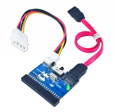 Imagine Convertor IDE-SATA bidirectional, Gembird SATA-IDE-2