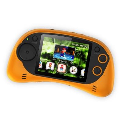 Consola jocuri portabila SRX-PGC100, orange