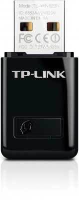 Placa de retea Wireless N USB 300Mbps TP-LINK TL-WN823N