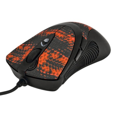 Imagine Mouse Laser Gaming USB A4TECH X7 Oscar Black/Red XL-740K
