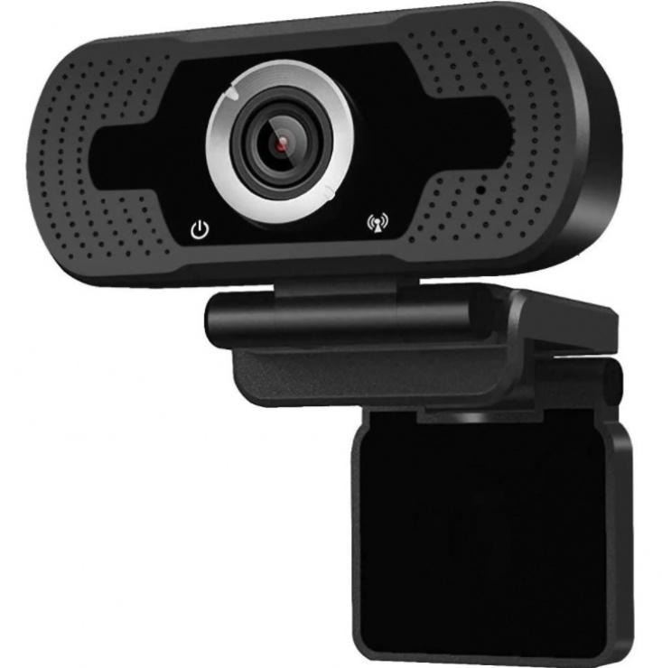Camera WEB Basic 1080p USB 2.0, Tellur TLL491061