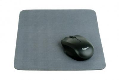 Mouse pad din panza de culoare gri, Gembird MP-A1B1-GREY