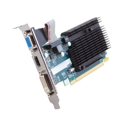 Placa video Sapphire Radeon HD5450 2GB DDR3, 64-bit, racire pasiva