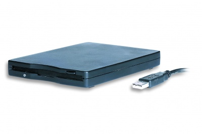 Imagine Floppy Disk Extern USB 3.5, Gembird FLD-USB