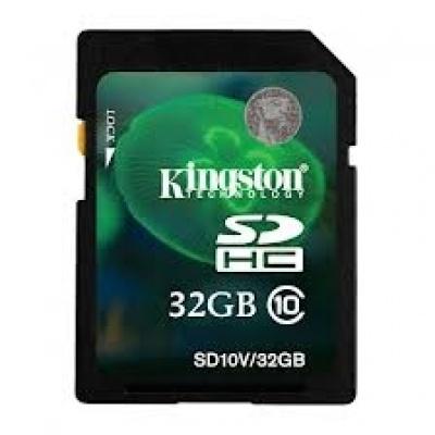 Card de memorie SDHC 32GB class10 KINGSTON