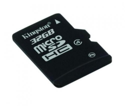 Card de memorie micro SDHC 32GB class 4 KINGSTON