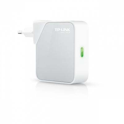 Mini Router Wireless N 150Mbps Pocket AP, USB, TP-LINK TL-WR710N