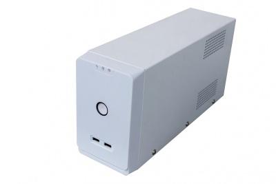 UPS 650VA AVR, 2 x USB Alb , GEMBIRD EG-UPS-021-W