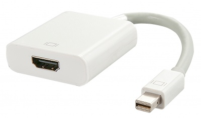 Adaptor Mini-DisplayPort la HDMI, compatibil Eyefinity, Lindy L41724