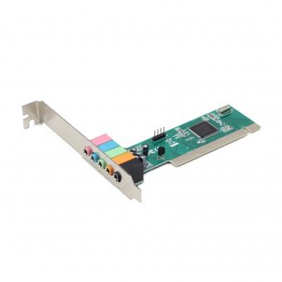 Placa de sunet PCI 5.1, Gembird SC-5.1-3