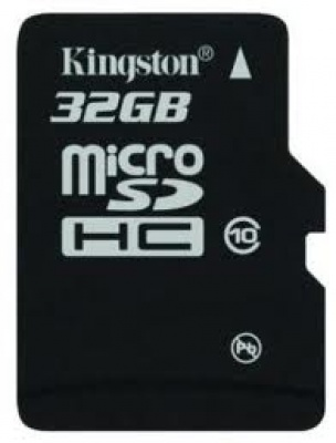 Card de memorie micro SDHC 32GB class10, KINGSTON SDC10/32GBSP