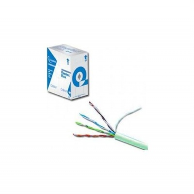 Cablu UTP cat. 5e rola 100m Cupru, Gembird UPC-5004E-SO/100C