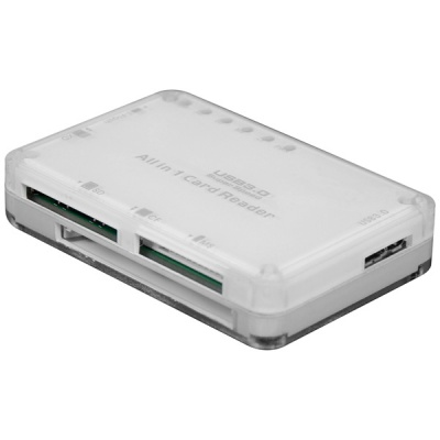 Mini Cititor de carduri extern USB 3.0, Value 15.99.6250