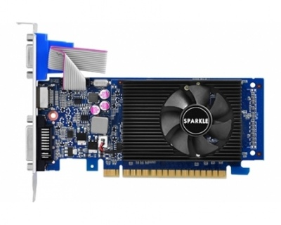 Placa video Sparkle GT610 2048MB DDR3 64B