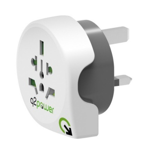 Adaptor World (EU, USA, UK) la UK, Q2POWER 19.07.1571