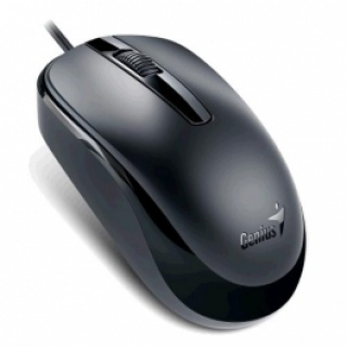 Mouse Genius DX-120 Black USB, Genius