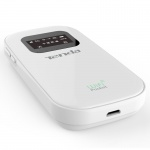 Router Wireless portabil 3G, modem incorporat, display OLED, Tenda 3G185