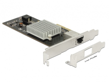 PCI Express la 1 x 10 Gigabit LAN RJ45, Delock 89521