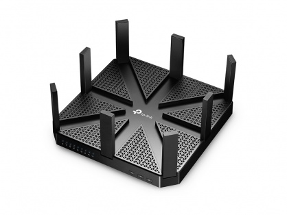 AC5400 Wireless Tri-Band MU-MIMO Gigabit Router, TP-LINK Archer C5400